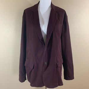 Goodfellow & Co Plum Blazer Jacket